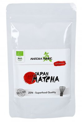 Japan Matcha Zen - Tè Verde Giapponese in Polvere