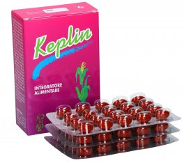 Keplin - Integratore per Rinforzare Capelli e Unghie