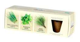 Kit di Semina Erbe Aromatiche - Herbs Kit