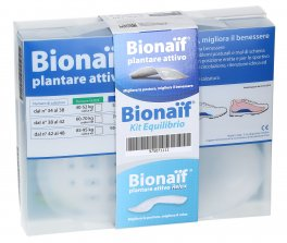 Kit Equilibrio Bionaif - Plantare Neutro 38-42 (80-90kg) + Plantare Relax 38-42