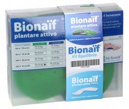 Kit Equilibrio Bionaif - Plantare Verde 42-48 (85-95kg) + Plantare Relax 42-48