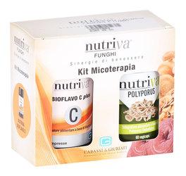 Kit Micoterapia - Polyporus + Bioflavo C