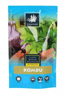 Kombu - Alghe Marine Biologiche