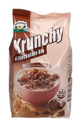 Krunchy al Cioccolato Bio