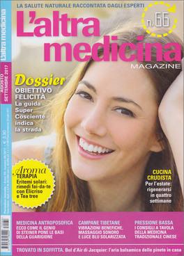Macrolibrarsi - L'altra Medicina n. 66 - Agosto-Settembre 2017 - Magazine