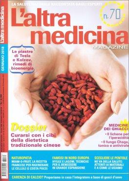 Macrolibrarsi - L'Altra Medicina n. 70 - Gennaio 2018 - Magazine