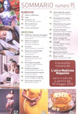L'Altra Medicina n.95 - Maggio 2020 - Magazine