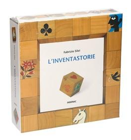 L'Inventastorie - 15 Cubi + Libro