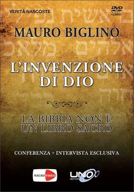 L'INVENZIONE DI DIO Conferenza + Intervista Esclusiva + libretto di 32 pagine [inediti]
