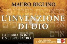 VIDEO DOWNLOAD - L'INVENZIONE DI DIO La Bibbia non è un libro sacro di Mauro Biglino