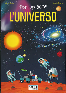 L'Universo - Libro Pop-up 360°