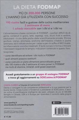 La Dieta Fodmap Libro