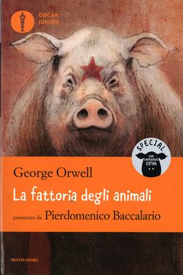LA FATTORIA DEGLI ANIMALI Con contenuti extra di George Orwell (Eric Arthur Blair)