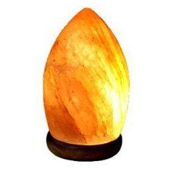 Lampada di Sale Himalaya - Forma Fiamma