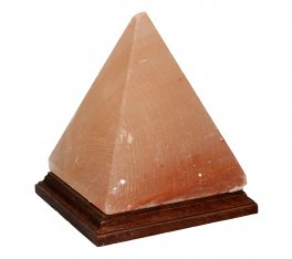 Lampada di Sale - Piramide
