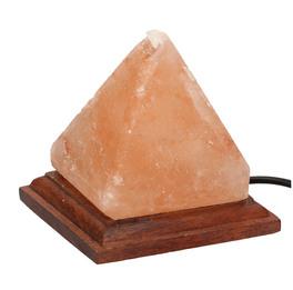Lampada di Sale Piramide con presa Usb