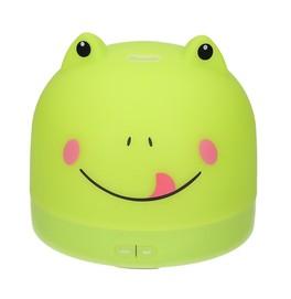 Lampada Diffusore ad Ultrasuoni con Illuminazione Colorata - Froggy