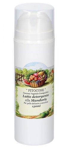 Latte detergente alle mandorle Fitocose