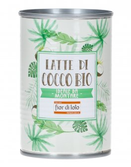 Latte di Cocco Bio - Ideale da Montare