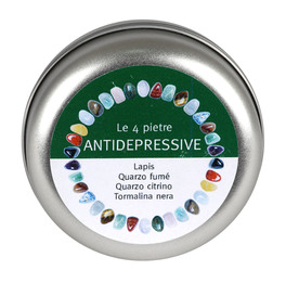 Le 4 Pietre Antidepressive