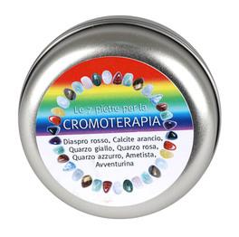 Le 7 Pietre per la Cromoterapia