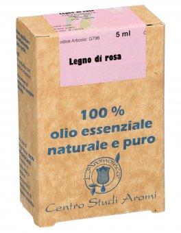Legno di Rosa - Olio Essenziale Bio