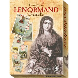 Lenormand Oracle - 36 Carte Oracolo