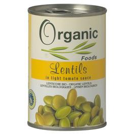 Lentils - Lenticchie Lessate con Salsa di Pomodoro