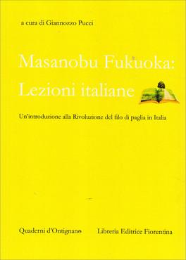 Masanobu Fukuoka: Lezioni Italiane
