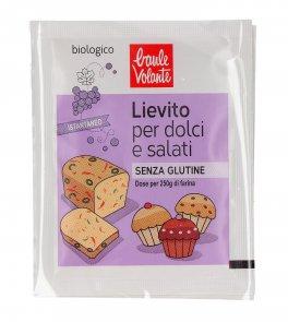 Lievito Istantaneo per Dolci e Salati - 2 Bustine
