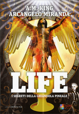 LIFE - I SEGRETI DELLA GHIANDOLA PINEALE  — di Arcangelo Miranda, A. M. King