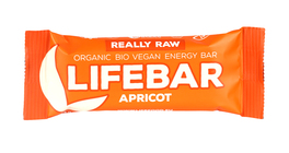 Lifebar all'albicocca - 47 gr.