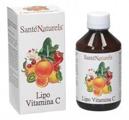 Lipo Vitamina C - Integratore a base di Rosa canina, Vitamina C e Vitamina E