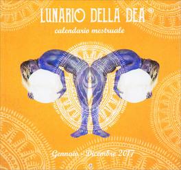 Lunario della Dea - Calendario Mestruale 2017