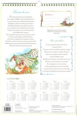 Calendario Semina Orto 2020.Lunario Delle Semine E Dei Lavori 2020 Calendario