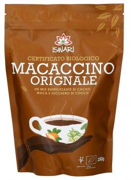 Macaccino - Polvere di Cacao, Polvere di Maca e Zucchero di Cocco