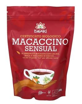 """Macaccino Sensual - Mix di spezie """"Hot"""" con Cacao, Maca e Zucchero di Cocco"""