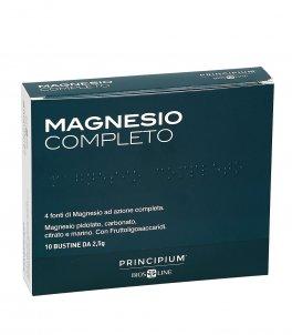 Magnesio Completo - Magnesio Pidolato, Carbonato, Citrato e Marino