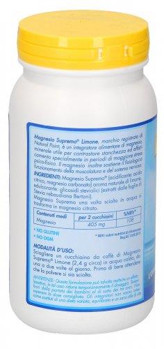 Magnesio Supremo - Gusto Limone