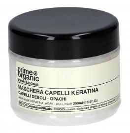 Maschera Capelli Keratina - Capelli Deboli e Opachi