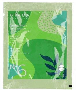 Maschera in Tessuto - Purificante/pelli Grasse - n.6