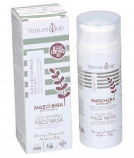 Maschera Nutriente di Rucola della Romagna, Acido Ialuronico e Vitamina C