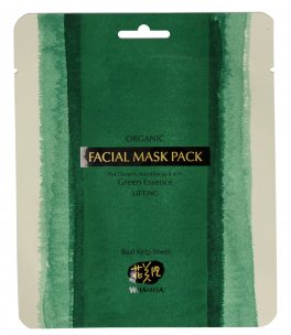 Maschera Viso alle Alghe Kelp - Facial Mask Kelp