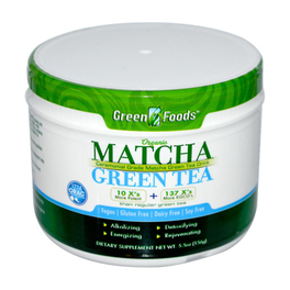 Matcha Green Tea in Polvere