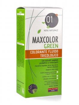 Max Green Vegetal - Colorante Naturale per Capelli