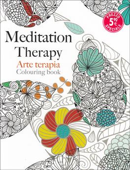 Macrolibrarsi - Meditation Therapy - Arte Terapia Colouring Book