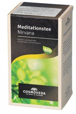 Meditationstee - Tè Meditazione Nirvana - in Bustine