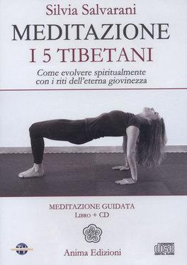 Meditazione - I 5 Tibetani - CD Audio + Libro