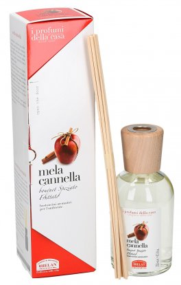 Essenza Mela Cannella con Bastoncini Aromatici