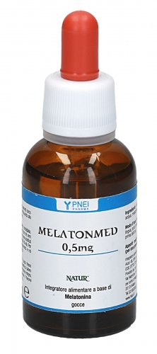 Melatonmed - Integratore alimentare a base di Melatonina